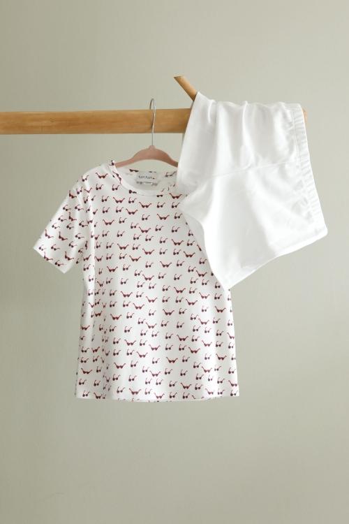 Pyjama enfant Lunettes de star