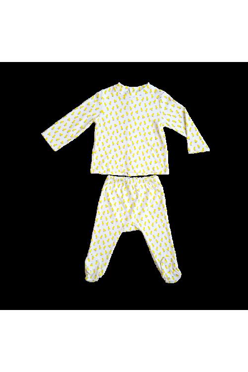 Pyjama petit poussin
