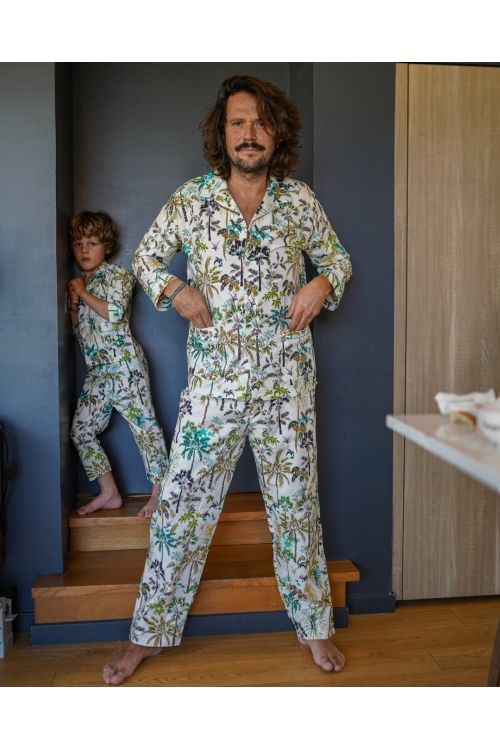 Pyjama Jungle homme