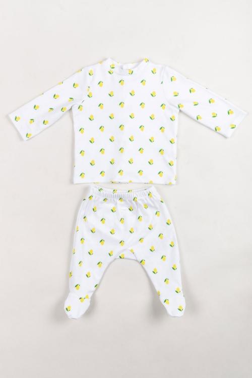 Pyjama Citron